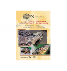 Terralog Vol.3 Turtles Of The World  Midt & Sydamerika