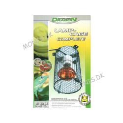 Dragon - LAMP-CAGE Complet Ø12cm, 19,5cm høj