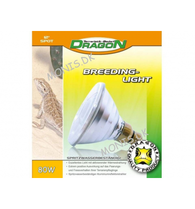 Dragon Breeding Light 80w