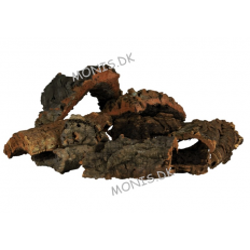 Dragon naturkork stykker small 1kg
