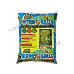 Zoo med Hydroballs i original indpakning med  1,13 kg til at lave falsk bund i regnskovsterrarier med