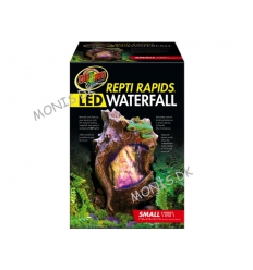 Zoo Med Repti Rapids LED Waterfall Small Wood