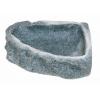 Dragon Terraristik Hjørneskål 150 ml fåes i farverne granit, lava og sandstone og er særligt velegnet til alle typer krybdyr