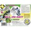 50W 5.0 UVB HID sæt perfekt til kamæleoner, sumpskildpadder og andre regnskovslevende krybdyr.