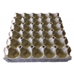 Æggebakker 30x30 cm 10 stk pr bundt til opbevaring af æg eller brug hos kakerlakker, fårekyllinger og græshopper.