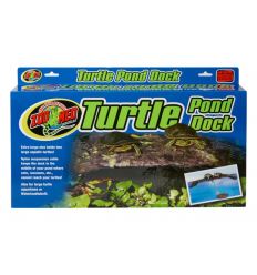 Zoo Med Turtle Pond Dock XL Flydeø til sumpskildpadder