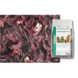 Hibiscusblomst Tørrede fra Hugro 750g.
