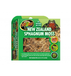 New Zealand sphagnum moss zoo med