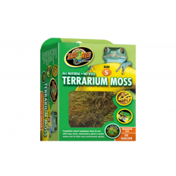 Terarium moss zoo med