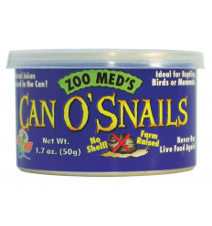 Can o` Snails 35g Zoo med