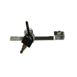 Komodo Terrarie lås med to nøgler