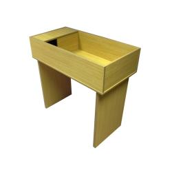 Komodo Skildpaddebord uden stel, der kan sammensættes 2 borde så de bliver til 1 bord, køb det her!