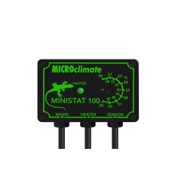 Microclimate Ministat 100 - Krybdyrstermostat med 5 års garanti og op til 100W