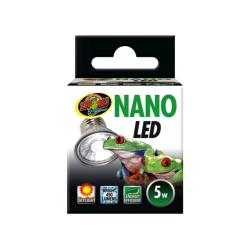 Zoo Med Nano LED - 5W LED pære til terrarier, perfekt som plantelys