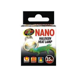 Zoo Med Nano Halogen Varmepære 35w perfekt til mindre gekkoer