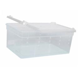 Bra Plast 1,3L Klar m/huller