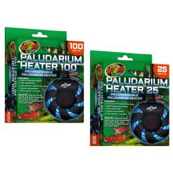 Zoo Med Paludarium Heater - Varmelegeme i 2 forskellige størrelser til akvaterrarier køb online her!
