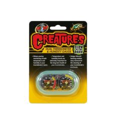 Creatures Thermo/Hygro-meter