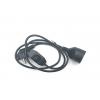 Kabel der medfølger Dragon Heatpanel 280W med indbygget termo sikring.