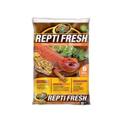 Zoo Med Repti Fresh 3,6kg til eliminering af dårlig lugt i terrariet, Køb online her!