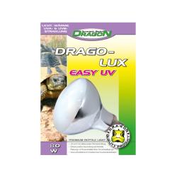 Dragon Lux UV-strahler 80w - Compi pære