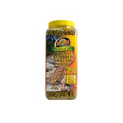 Zoo Med Bearded Dragon Food – Juvenile Formula et godt foder til skægagame unger eller ungdyr, køb online her!