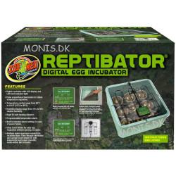 Zoo Med Reptibator rugemaskine til krybdyr i orginal embellage