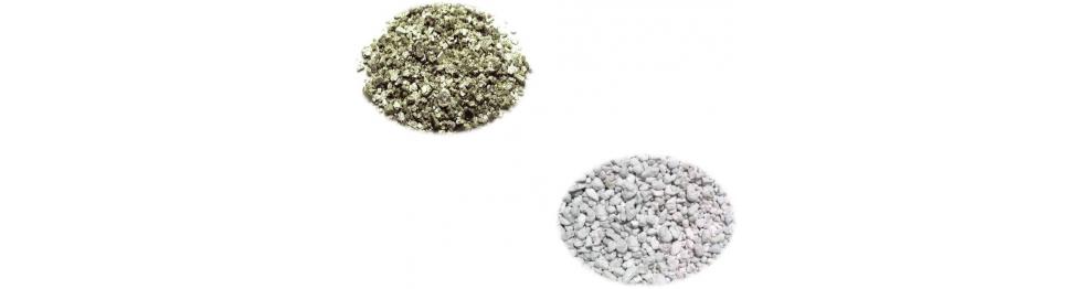 Vermiculite og Perlite